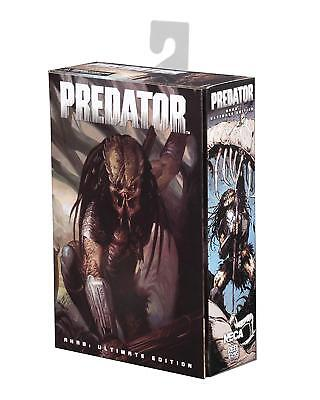 PREDATOR ULTIMATE AHAB Predator 7″ Action-Figur 18 cm NECA Action- & Spielfiguren