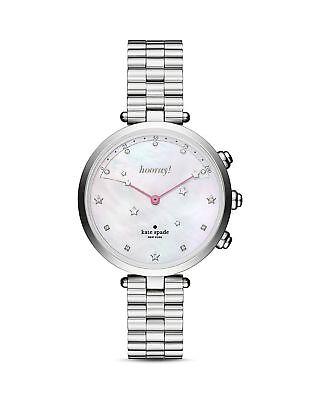Kate Spade Women's 'Holland Slim Hybrid' Quartz Stainless Steel Smart Watch