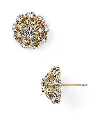 Kate Spade Puttin' On The Ritz Earrings NWT Pristine Perfect Stunning Sparkle!