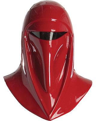 Morris Costumes Adult New Star War Imperial Guard Red Black Helmet Mask. RU65019 (Imperial Guard Mask)