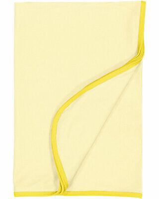 Rabbit Skins Infant 100% Combed Ringspun Cotton Premium Jersey Blanket 1110