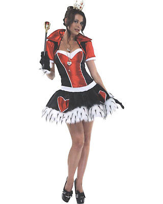 Morris Costumes Women's Off With Her Head Fairy Tale Costume S/M. OR550015SD