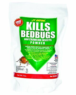 Best Insect Repellent Powder to Kill Bedbug & Crawling Insect Cockroaches - (Best Powder To Kill Bed Bugs)