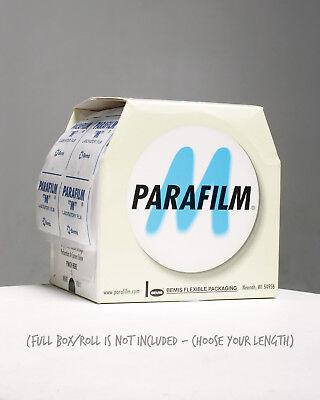 Parafilm - Choose Length M Laboratory Film Tape Grafting Sealing Floral Nursery