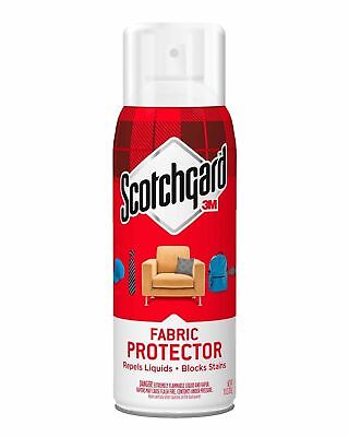 SCOTCHGARD FABRIC UPHOLSTERY PROTECTOR 10 OZ SPRAY  Upholstery Protector Spray