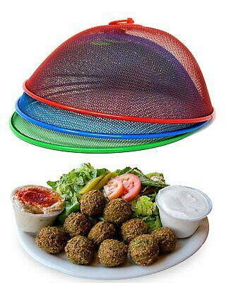 Picnic Food Covers (Food Tent Cover Mesh Outdoor Picnic BBQ Bug Screen Protector 10.75
