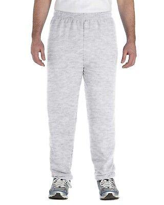 50 Blend Youth Sweatpants (Gildan Youth Heavy Blend Adult 8 oz 50/50 Sweatpants G182B S-2XL Jogging)