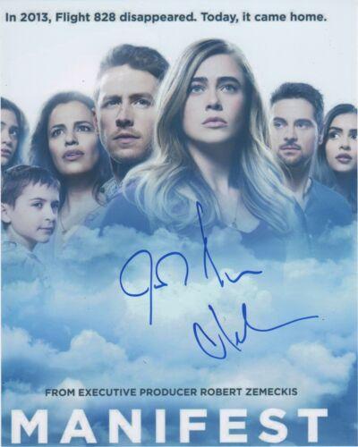 Josh Dallas Melissa Roxburgh Manifest Autographed Signed 8x10 Photo COA E2C
