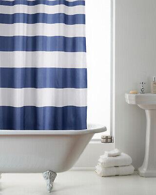 Country Club Hakenlos Duschvorhang, Nautisch Badezimmer Zubehör Dekoration