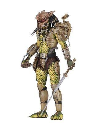 """Predator 2 - 7"""" Scale Action Figure - Ultimate Elder: The Golden Angel - NECA"""