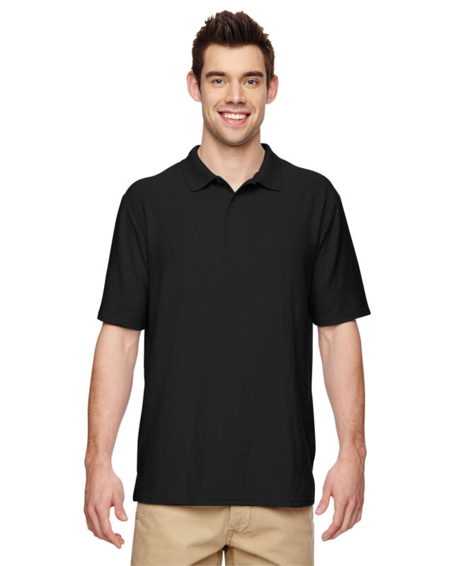 12 Custom Logo Business Trade Show Pique Polo Shirts Service Food Restaurant