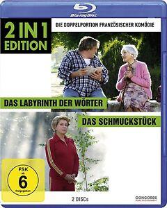 DAS LABYRINTH DER WÖRTER (Gerard Depardieu) DAS SCHMUCKSTÜCK (2 Blu-ray Discs) - <span itemprop=availableAtOrFrom>Neumarkt im Hausruckkreis, Österreich</span> - Widerrufsbelehrung Widerrufsrecht Sie haben das Recht, binnen vierzehn Tagen ohne Angabe von Gründen diesen Vertrag zu widerrufen. Die Widerrufsfrist beträgt vierzehn Tag - Neumarkt im Hausruckkreis, Österreich