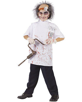Morris Costumes Boys Dr Killer Driller Teen. - Teen Boys Costumes
