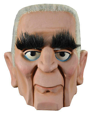 Mad Monster Masks (Morris Costumes Mad Monster Party Baron Von Frankenstein Mask.)