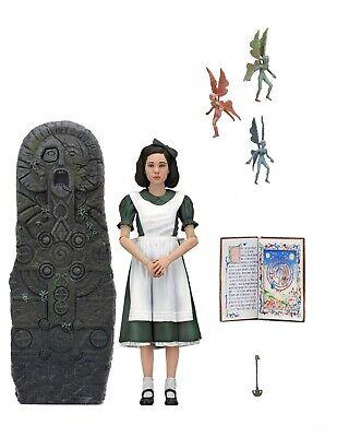 "Guillermo Del Toro - Pan's Labyrinth – 7"" Scale Action Figure – Ofelia - NECA"