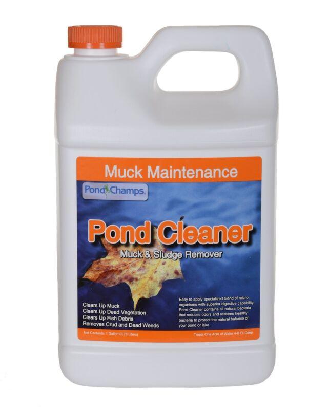 Pond Champs Muck and Sludge Remover - 1 Gallon
