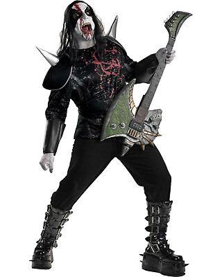 Morris Costumes Men's Mayhem Horror Halloween Complete Outfit 50-52. - Halloween Costumes C