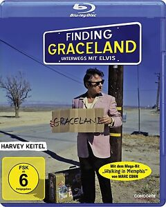 FINDING GRACELAND UNTERWEGS MIT ELVIS BLU-RAY DEUTSCH