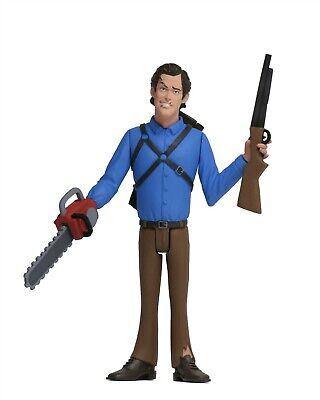 "Toony Terrors - Series 3 - Evil Dead 2 - 6"" Scale Action Figure – Ash -NECA"