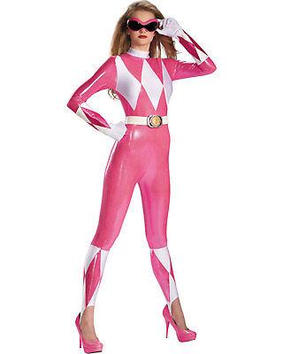 Morris Costumes Women's Tv & Movie Characters Power Rangers Costume S. DG55626N