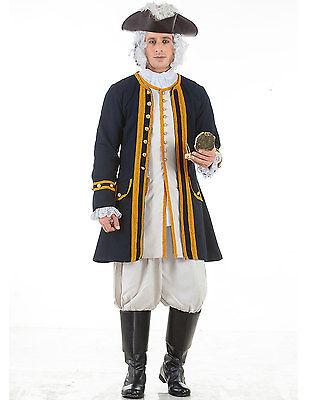 Pirate Admiral Norrington Coat