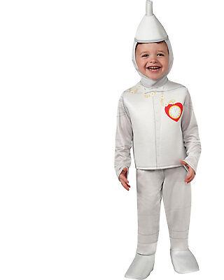 Morris Costumes Boys The Wizard Of Oz Tin Man Toddler Costume 2-4T. RU886485T](Boys Wizard Of Oz Costumes)