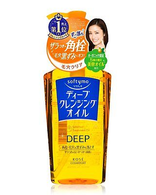 Japan KOSE Softymo Deep Cleansing Oil 230ml   F/S