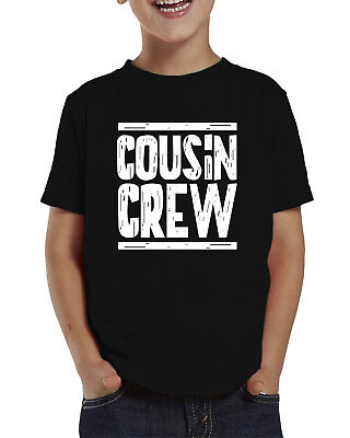 Cousin Crew Newborn Picture Family Picture Cute Holiday Infant Toddler T-Shirt