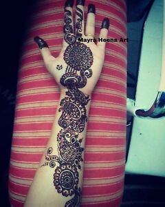 Mayra Heena Art ( Book your appointments) :)