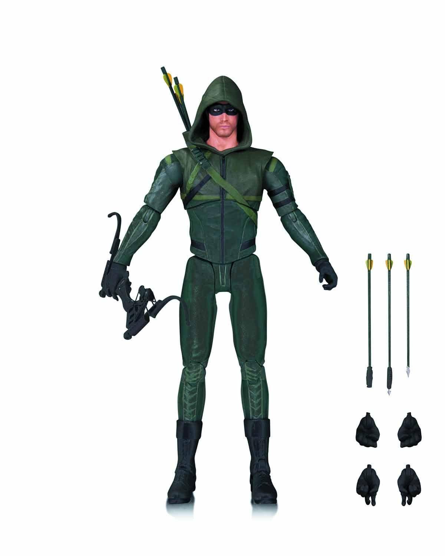 2016 DC DIRECT COLLECTIBLES GREEN ARROW TV SHOW 10 SEASON 3