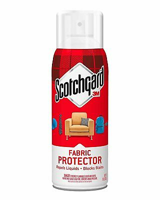 (3M Scotchgard 213-7 Fabric & Upholstery Protector, 6 Cans)