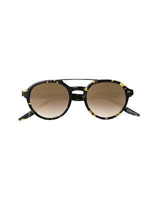 Barton Perreira Bailey Round frame Acetate and Metal Sunglasses (Barton And Perreira)
