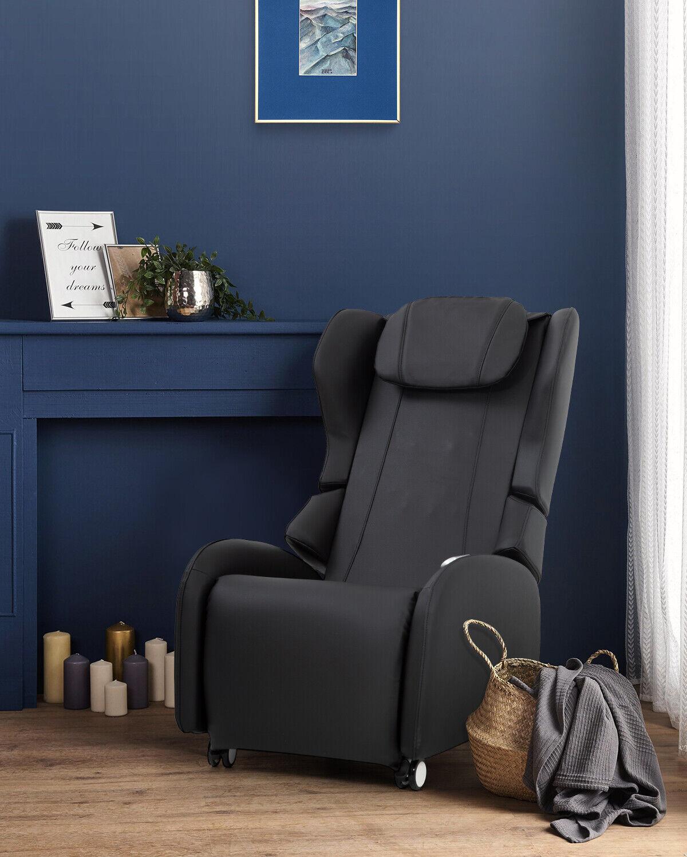 Full Body Shiatsu Massage Chair With 3-Speed Folding Backrest Electric Massage Electric Massage Chairs