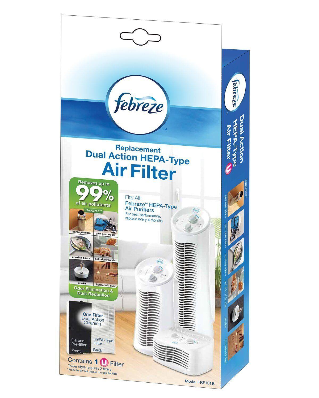 Febreze Honeywell HEPA-Type AIR FILTER FRF101 FOR ALL FEBREZE HEPA AIR PURIFIERS