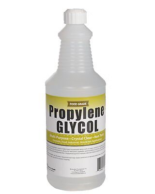 Propylene Glycol - Usp Certified Food Grade Kosher - 1 Quart 32 Ounces