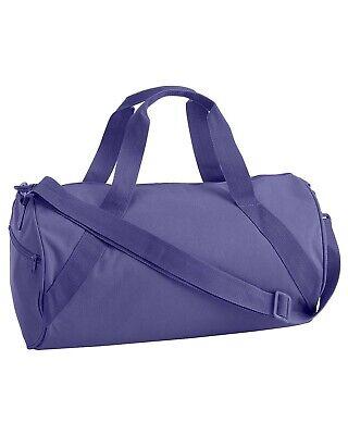 Liberty Bags Barrel Duffel 8805 600-denier Polyester Diagona