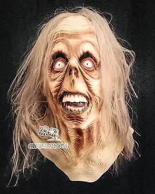 Horror Maske Zombie eine Halloweenmaske die Ihr Umfeld erstarren läßt -Neu & OVP ()