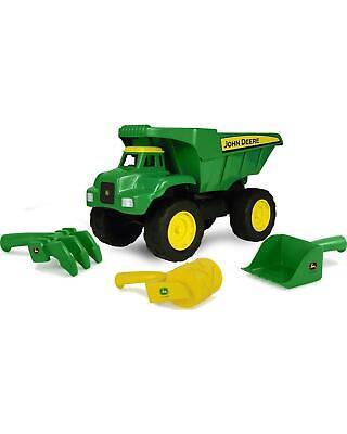 John Deere Kids' Big Scoop Dump Truck Green Big Scoop Dump Truck