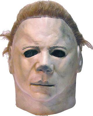 Morris Costumes Men's Universal's Halloween 2 Michael Myers Replica Mask. - Halloween 2 Replica Mask