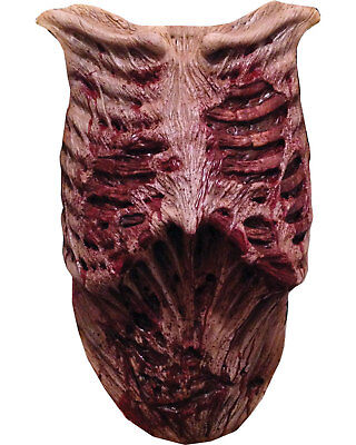 Morris Costumes Walking Dead Walker Latex Chest Plate Zombies Mask. MA1021](Costume Chest Plate)