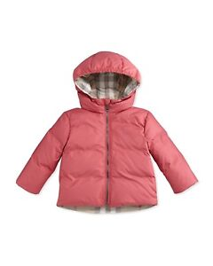 Burberry Baby Winter Down Jacket