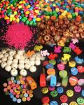 Nats Wooden Beads, Charms and More!