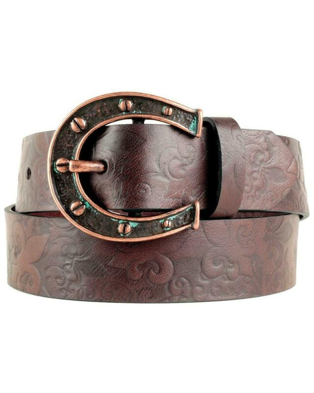 Ariat Charmed Horseshoe Buckle Belt - A10008612