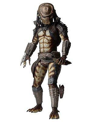 Predator - 1/4 Scale Action Figure - City Hunter Predator with LED lights - NECA