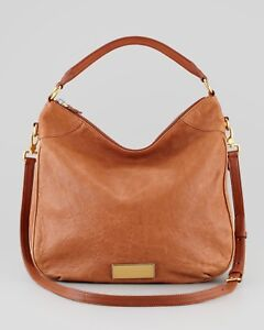 Marc by Marc Jacobs Hobo Bag - Camel