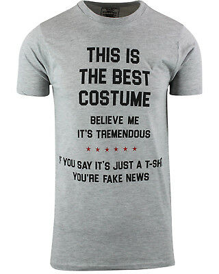 This Is The Best Costume Shirt Funny Donald Trump Halloween Shirt - Best Costume Halloween