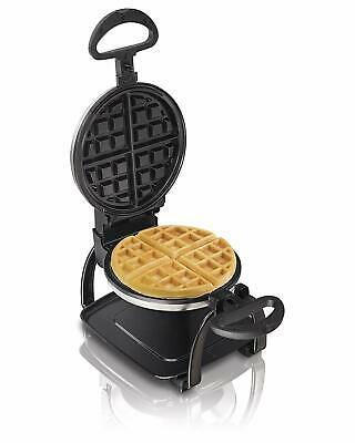 Belgian Waffle Pan Machine Maker Kit Pancake Fry Mini Flip Iron Best