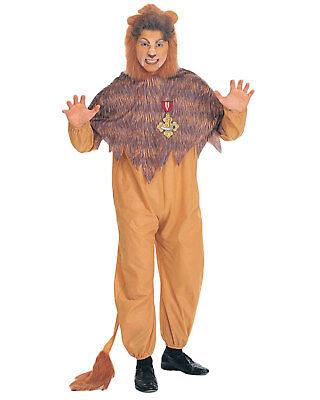 Morris Costumes Men's Tv & Movie Characters Wiz Of Oz Cowardly Lion 44. RU15476