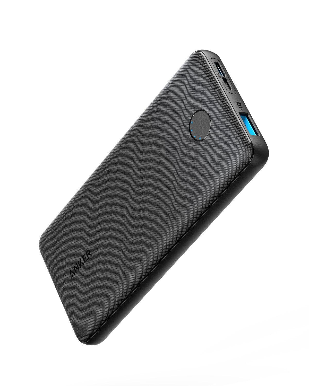 10000mah portable charger external battery poweriq voltagebo