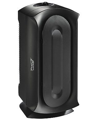 Hamilton Beach 4386 HEPA Air Purifier Filter Home Room Pet Dander Allergy Black